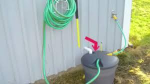 Urine tank opslag