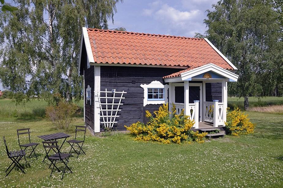Zonnepanelen Tiny house