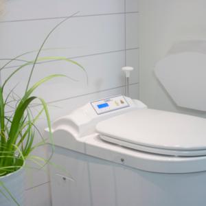 Verbrandingstoilet Cindi Family toilet