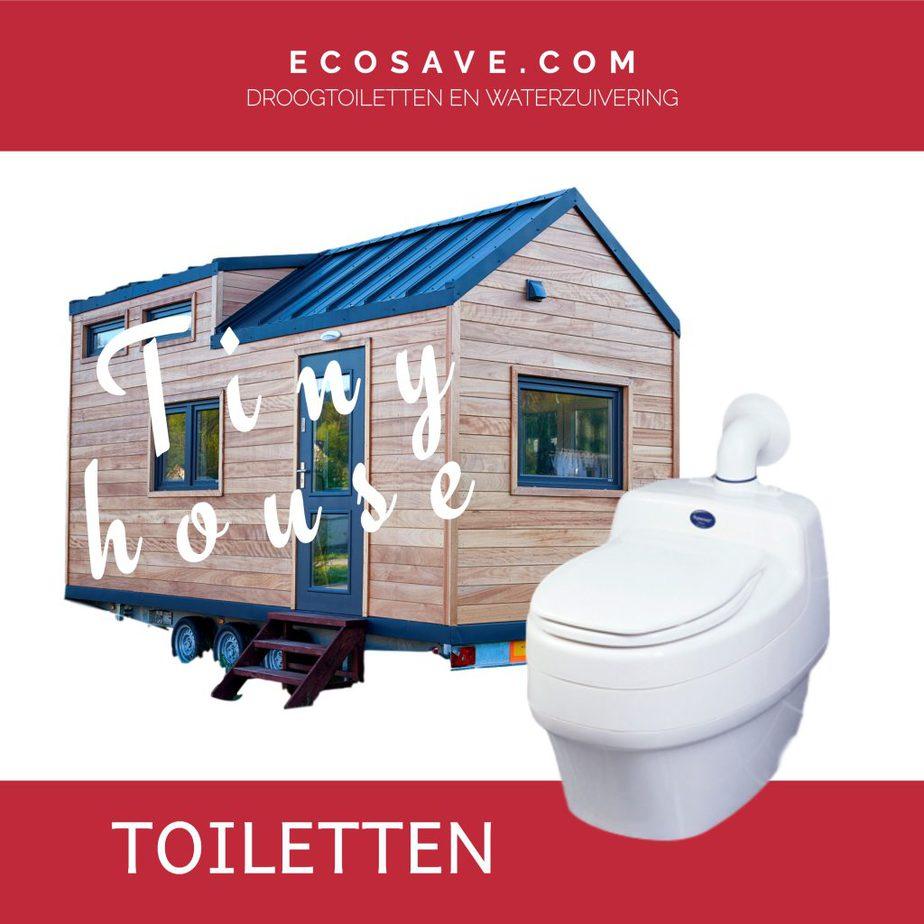 Tinyhouse toilet
