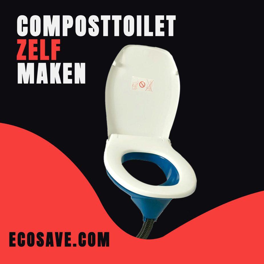 Composttoilet zelf maken