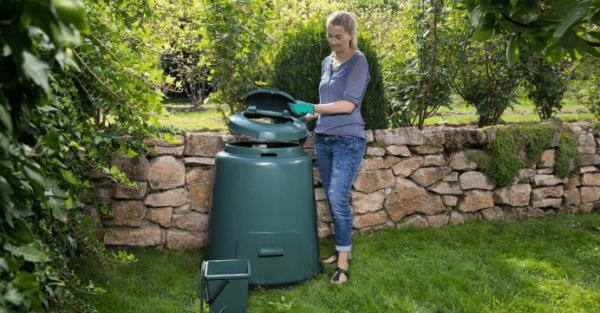 Eco Compostbak 280L 1
