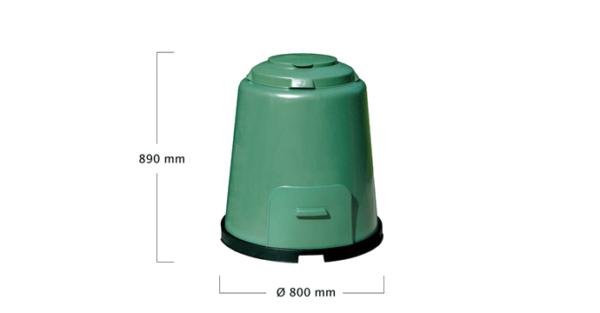 Eco Compostbak 280L 2