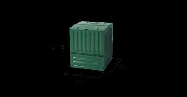 Eco-king opvouwbaar compostbak 400L, super handig 3