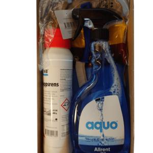 schoonmaak kit 1