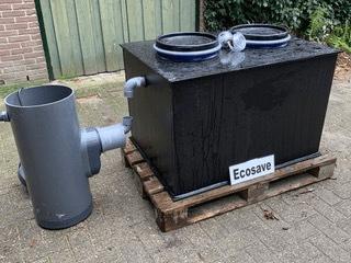 Afvalwater zuivering 1