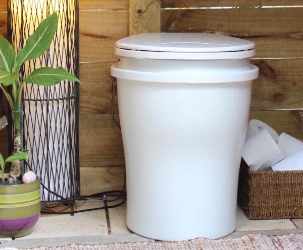 Ecosave Nature-Loo NL2 composttoilet White 2