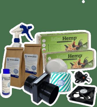 4 Nature-loo NL2 Composttoilet mét afsluitende kleppen ! 1
