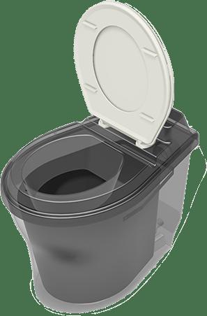 Ecosave Nature-Loo NL2 composttoilet