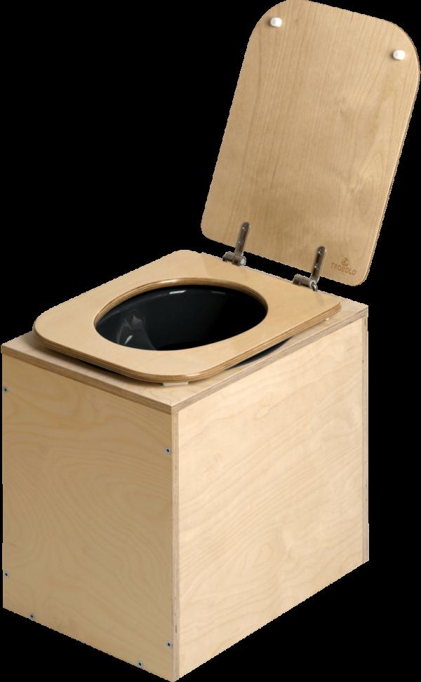 Ecosave Trobolo TeraBloem droogtoilet zijaanzicht