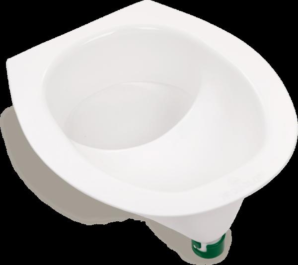 Ecosave Trobolo urinescheider los wit